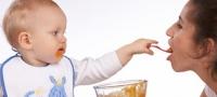 Ernährung für das Baby - worauf achten?
