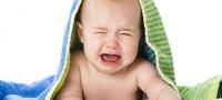 Probleme bei Säuglingen und Kindern