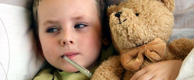 Infektionen bei Kindern