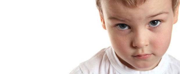 Kinder vor dem Fernseher und psychische Probleme